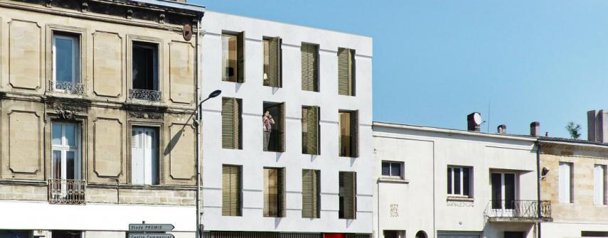 Immosens bordeaux 33 les terrasses du pont de pierre for Appartement bordeaux stalingrad